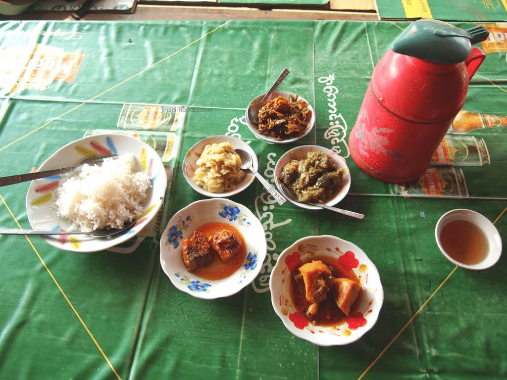 バガン ミャンマーカレー
